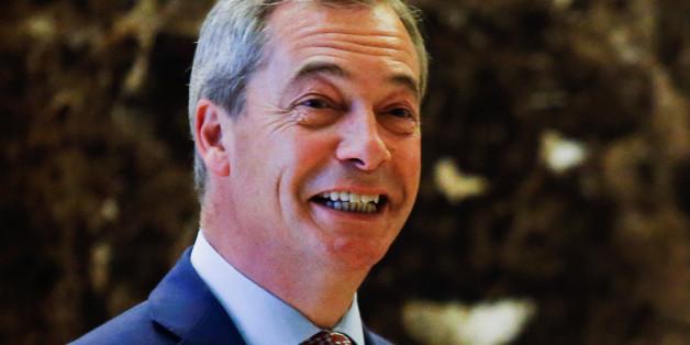 Medienbericht: FBI interessiert sich für britischen Rechtspopulisten Nigel Farage bei Trumps Russland-Affäre