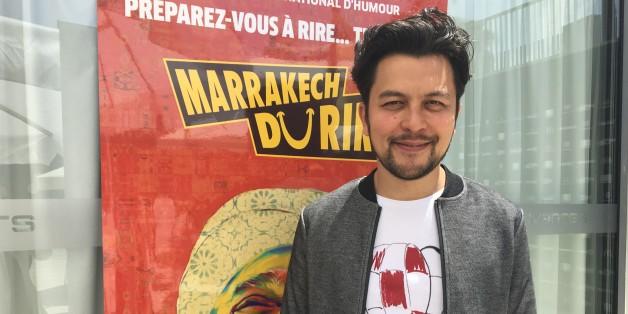 Karim Duval va se produire pour la première fois sur la scène du Marrakech du Rire.