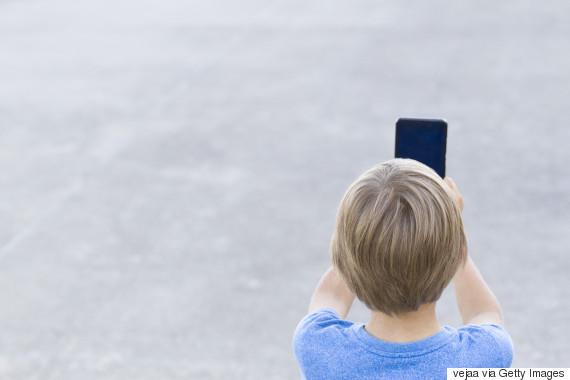 child smartphone