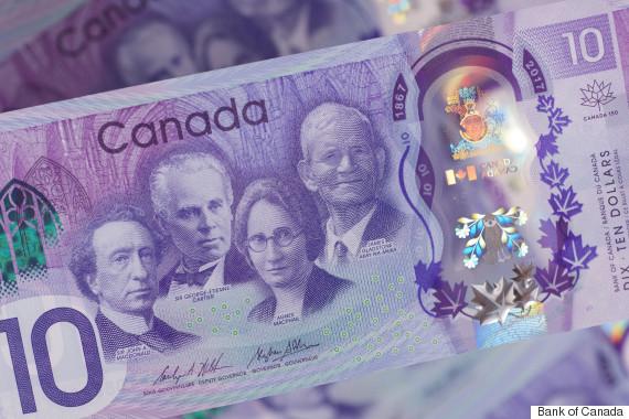 canada 150 bill