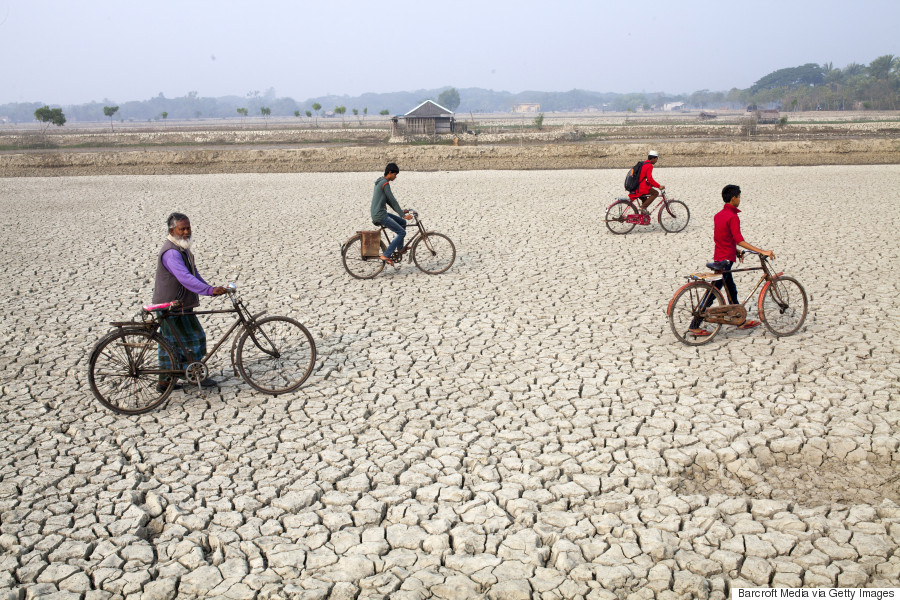 climate change child