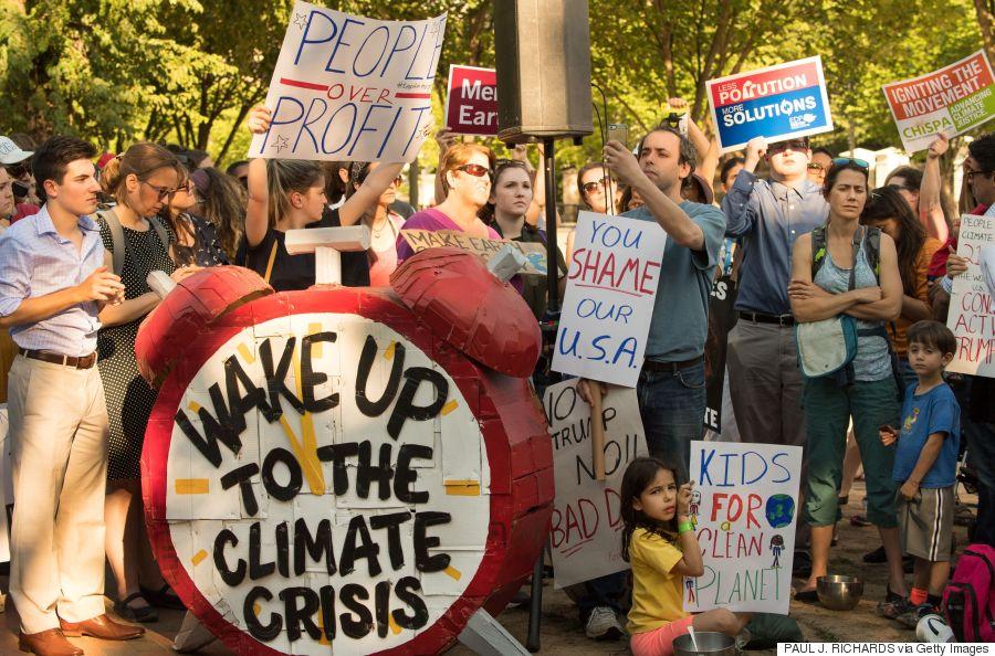 climate change usa june 2017