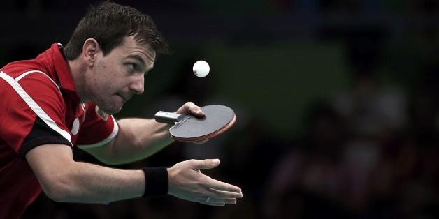 Timo Boll steht im Endspiel-Playoff der Tischtennis-Bundesliga