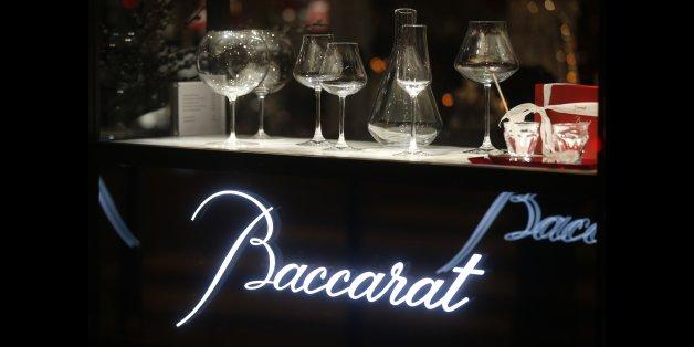 La cristallerie Baccarat passe aux mains d'un fonds d'investissement chinois
