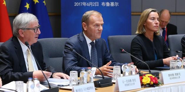 Eklat bei EU-China-Gipfel: Gemeinsame Klimaerklärung scheitert