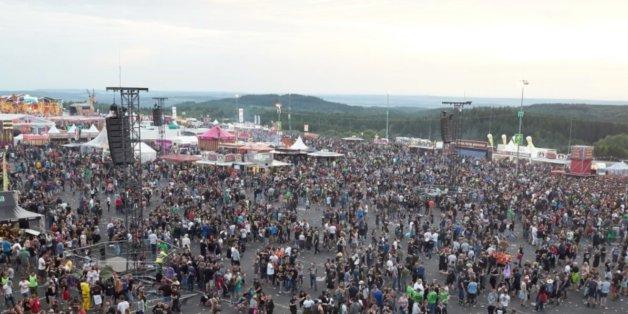 Liebe Rock am Ring Besucher: Das war stark!