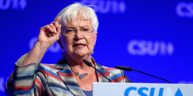 """CSU-Politikerin Hasselfeldt schimpft: """"SPD hat Sicherheitskonzept von der Union abgeschrieben"""""""