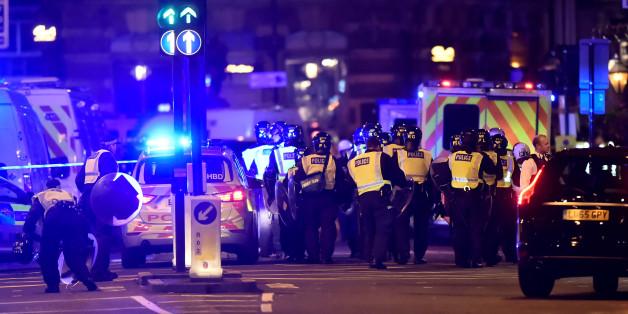 IS bekennt sich zu Anschlag in London