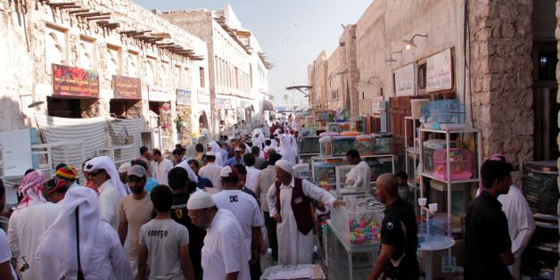 The Pets Market, Souq Waqif (Doha, QATAR)