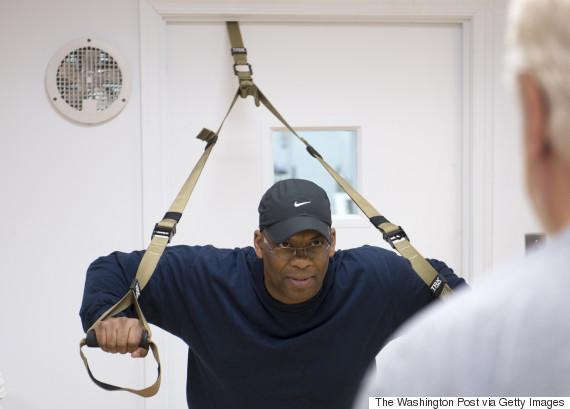 bryant johnson trainer