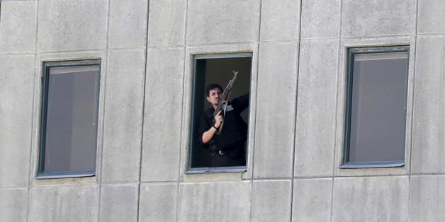 Doppelter Terrorangriff in Teheran: Blutige Geiselnahme im Parlament und Selbstmordanschlag