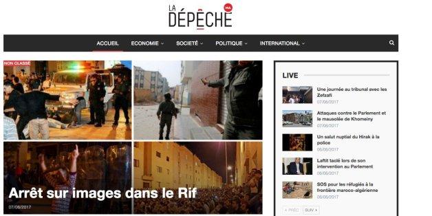 Ladepeche.ma est un nouveau média marocain.