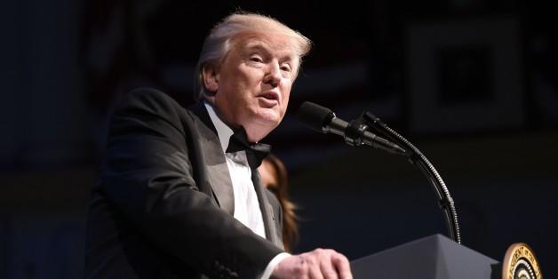 """""""Forbes""""-Bericht: Donald Trump soll sich an Benefizveranstaltungen für krebskranke Kinder bereichert haben"""
