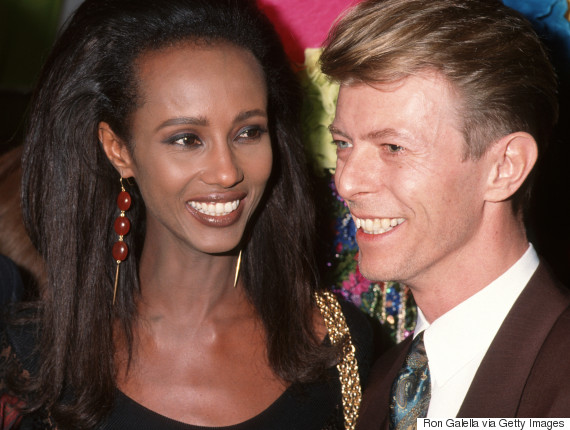 Iman Honours Late Husband David Bowie On What Would Have