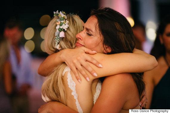 bride best friend proposal