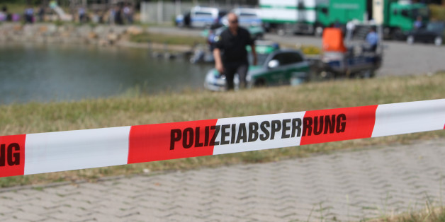 In Leipzig hat ein Mann ein Mädchen entführt