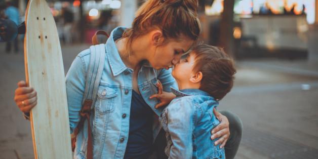 Viele Eltern setzen Glück mit Erfolg gleich - ein Fehler.