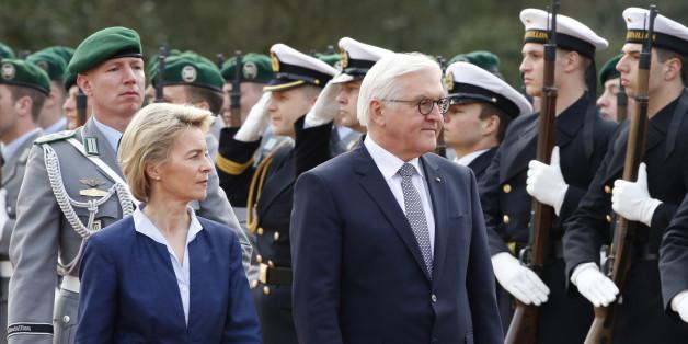 Verteidigungsministerin von der Leyen gerät wegen des Bundeswehr Sex-Skandals immer mehr in die Kritik.