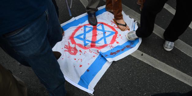 Proteste gegen Israel sind häufig von antisemitischen Vorurteilen begleitet (Symbolfoto)