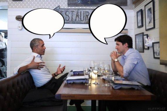 obama trudeau