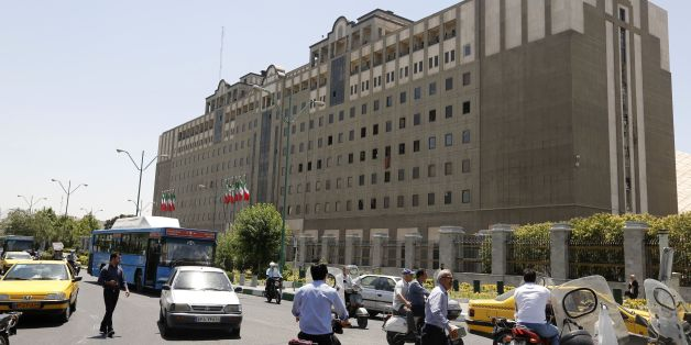A picture shows a general view of the parliament building in Tehran on June 8, 2017 one day after an attack on the complex.Iran said that the five Iranians who killed 17 people in twin attacks in Tehran were Islamic State group members who had been to its strongholds in Iraq and Syria. The attacks on June 7 at Tehran's parliament complex and the shrine of revolutionary leader Ayatollah Ruhollah Khomeini wounded more than 50 people and were the first claimed by IS in Iran. / AFP PHOTO / ATTA KENA