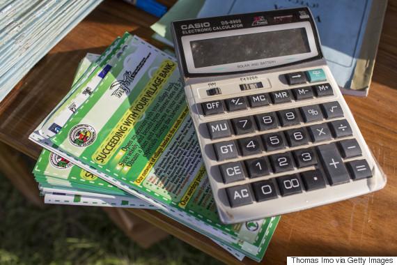microfinance africa