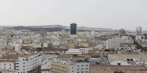 A general view shows part of Tunis, the capital of Tunisia, April 17, 2016.  REUTERS/Zoubeir Souissi