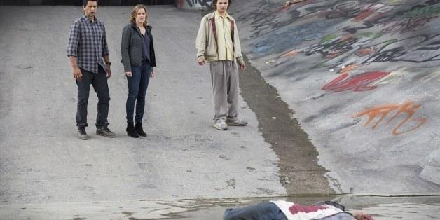 """Die Untoten wandeln unter den Lebenden und werden zur wachsenden Bedrohung. """"Fear the Walking Dead"""", Staffel 3 ist neu auf Amazon."""