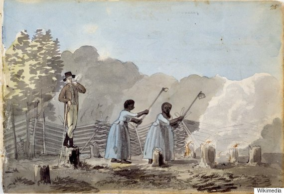 Colonial Canada Had Slavery For More Than 200 Years. And Yes, It Still Matters