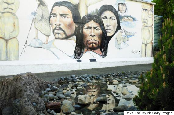 canada indigenous artist