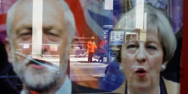 Großbritannien-Wahl im News-Blog