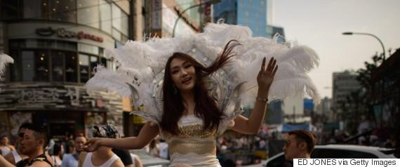 queer parade seoul