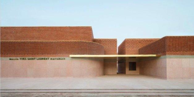 Le musée Yves Saint Laurent sera installé près du Jardin Majorelle à Marrakech.