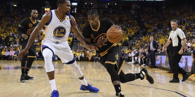Die Basketball-Liga NBA sucht ihr bestes Team in den Finals