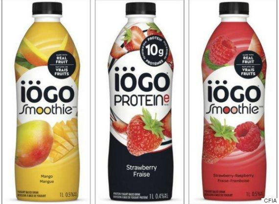 iogo smoothie