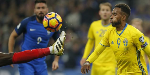 Schweden spielt am Freitagabend gegen Frankreich
