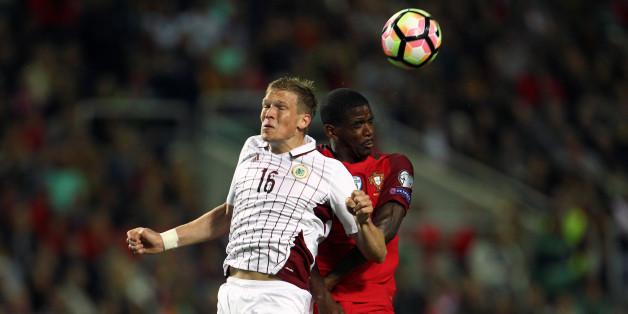 Portugal trifft in der WM-Qualifikation nun auf Lettland