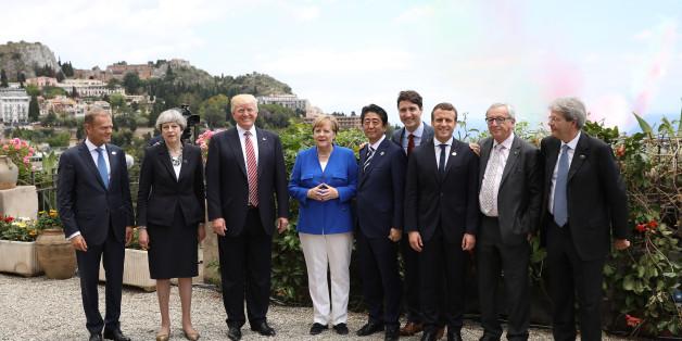 Merkel will vor dem G20-Gipfel die Führung übernehmen – doch mehrere Staatschefs lassen sie im Stich