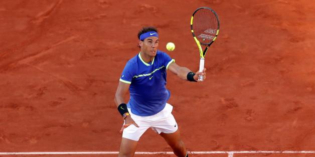 Nadal spielt im French-Open-Finale 2017 gegen Wawrinka