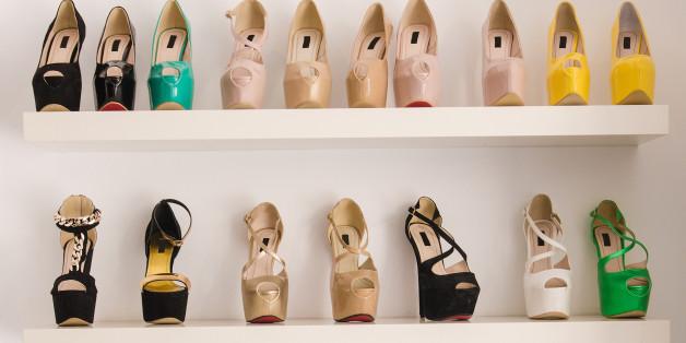 Women luxury shoes