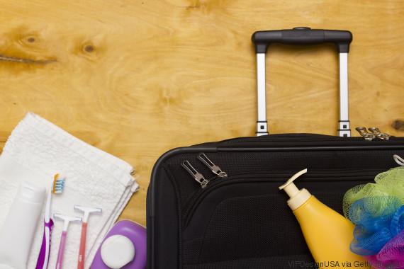 carryon bag packing