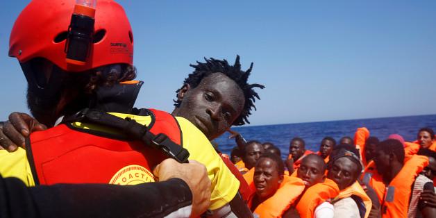 """""""Shuttle-Service nach Italien"""": Innenpolitischer Sprecher der Unionsfraktion attackiert Flüchtlingsretter"""