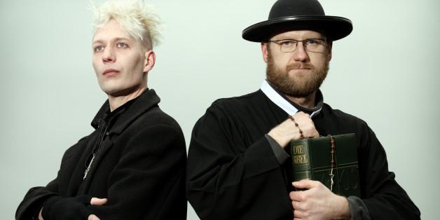pastor versus goth