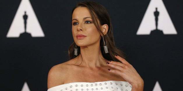 Actress Kate Beckinsale arrives at the 8th Annual Governors Awards in Los Angeles, California, U.S., November 12, 2016.  REUTERS/Mario Anzuoni