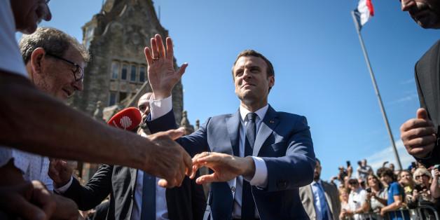 Ich will einen Macron – warum ich nach dem Wahlsieg neidisch nach Frankreich blicke