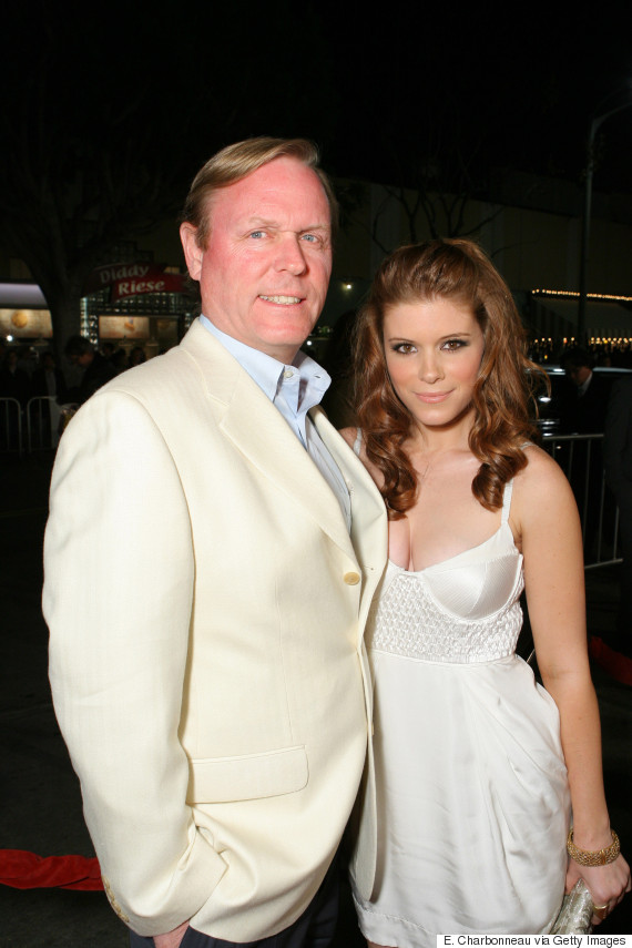 kate mara father