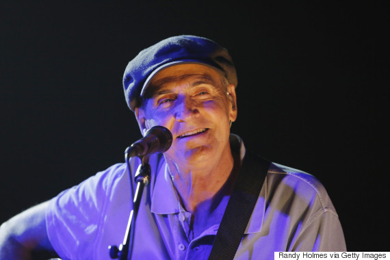 james taylor musician