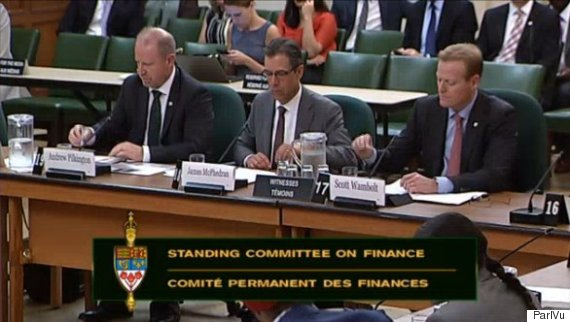 finance committee bankers