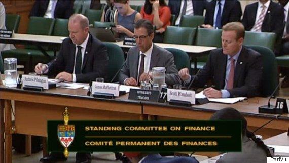 finance committee bankers