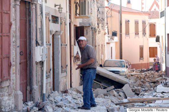 lesbos earthquake june 2017
